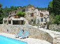 SEILLANS - Lovely restored stone Mas - Villa6 pièces - 180m²
